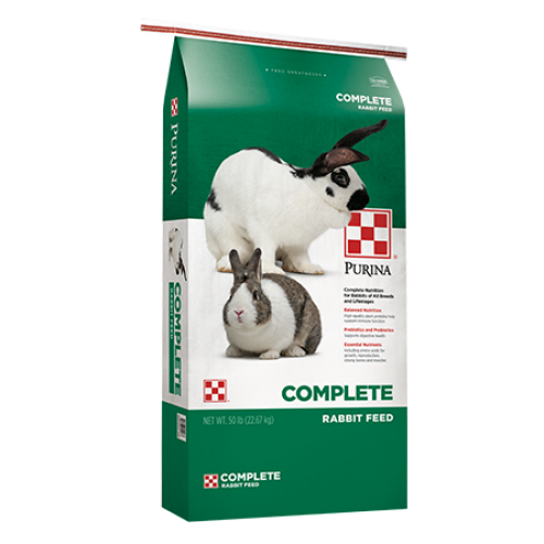 Purina Complete Rabbit Feed
