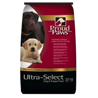 ADM Proud Paws Ultra-Select 27/15 Dog & Puppy Food