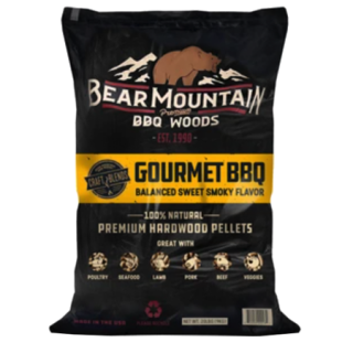 Bear Mountain Gourmet Blend BBQ Wood Pellets