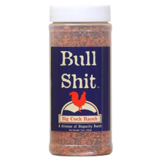 Bull Shit BBQ Seasoning & Rub
