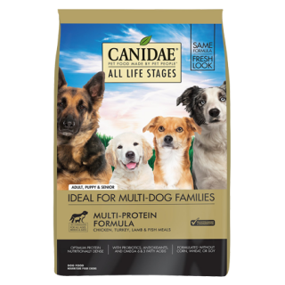 Canidae  All Life Stages Dog Food Formula