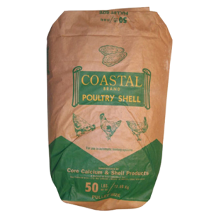 Coastal Brand Poultry Oyster Shell