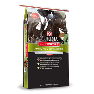 Purina SuperSport Amino Acid Horse Supplement