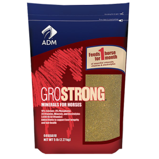 ADM GROSTRONG Horse Supplement