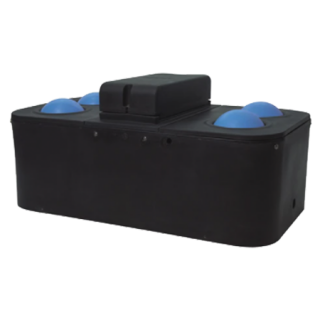 Mirafount Four Hole 70 Gallon Watering Trough