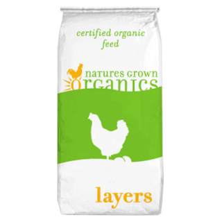 Natures Grown Organics 16% Layer Poultry Feed