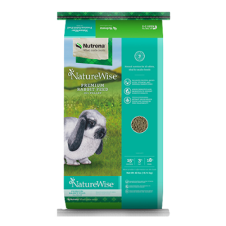 Nutrena NatureWise 15% Premium Rabbit Feed