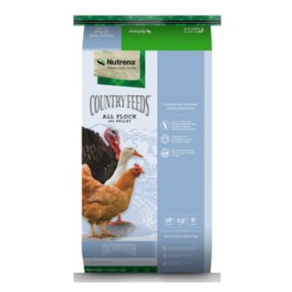Nutrena Country Feeds All Flock Feed