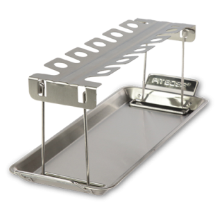 Pit Boss Stainless Steel Wing Rack